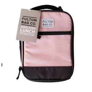 Fulton Bag Insulated Lunchbox Bag with Divider